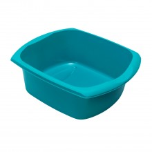 Addis 9.5l Rectangular Bowl, Teal