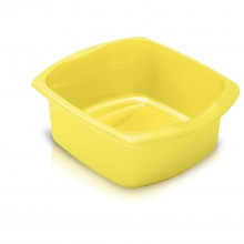 Addis 9.5l Rectangular Bowl, Yellow