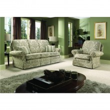 Bridgecraft Chartwell 3 Seater Fabric Sofa