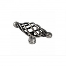 Carlisle 65mm Oval Cage Traditional Cupboard Knob