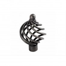 Carlisle 42mm Ball Cage Traditional Cabinet Knob