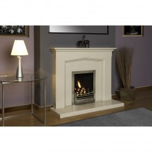 York Micromarble Surround, Cirrus Cream