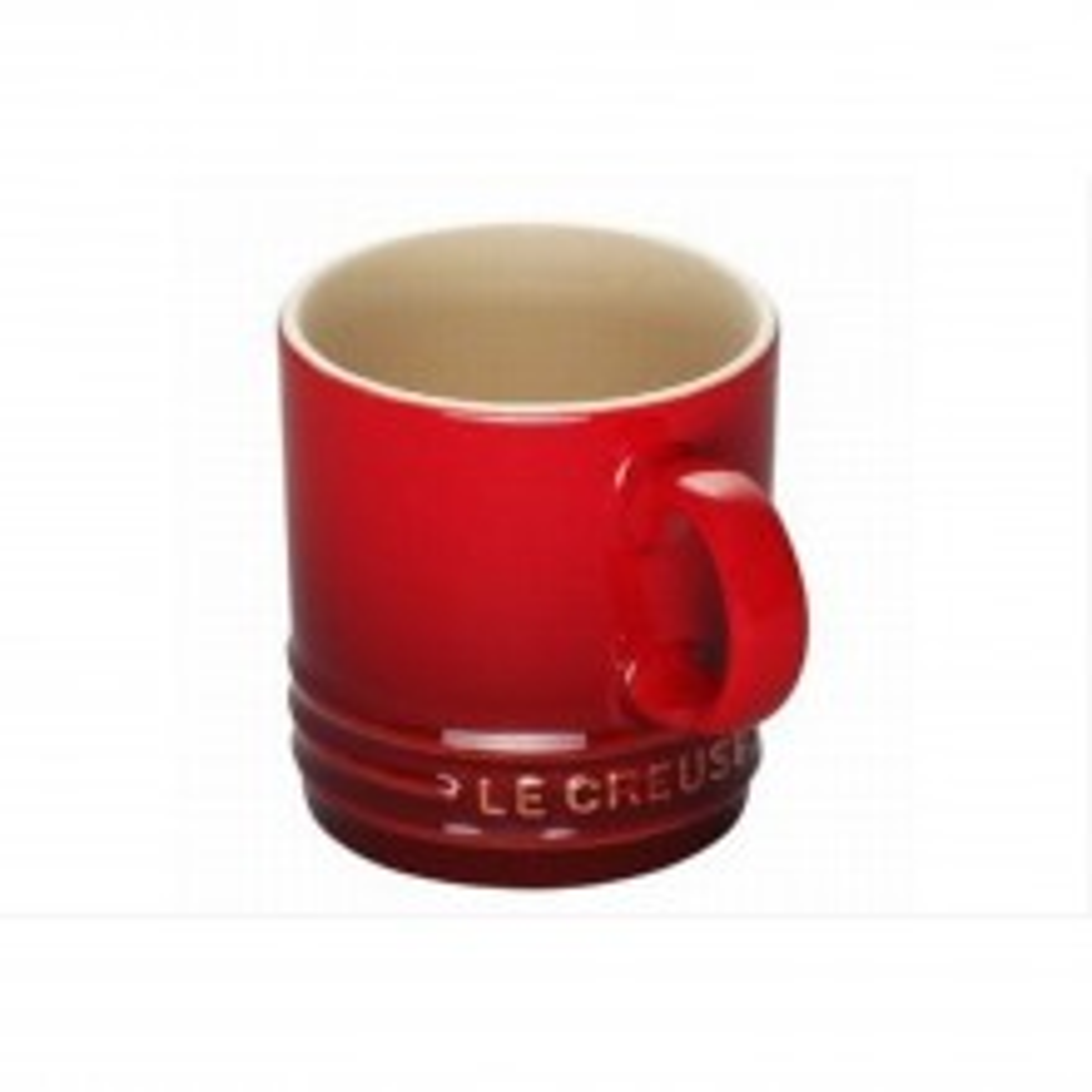 Le Creuset Espresso Mug, Cerise