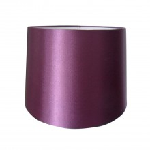 "12"" Silk Shade, Plum"