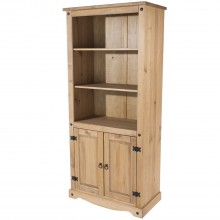 Connor 2 Door Bookcase