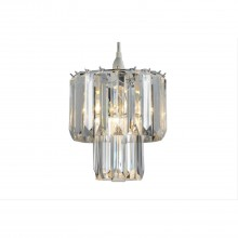 Dorchester Ceiling Shade, Polished Chrome