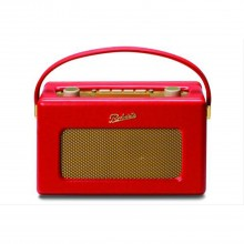 Roberts RD 60 DAB Radio, Red