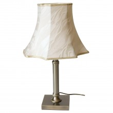 Manor Table Lamp, Brass