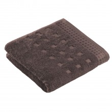 Vossen Country Style Hand Towel, Slate Grey