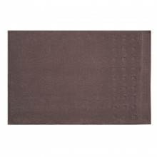 Vossen Country Style Guest Towel, Slate Grey