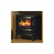 Dimplex Piermont Optimyst Electric Stove, Black