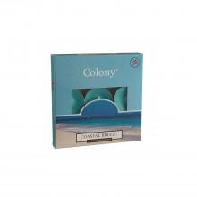 Colony Tealights Coastal Breeze