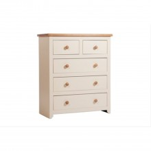 Jamestown 2+3 Drawer Chest