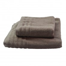 Casa Everyday Bath Towel, Taupe