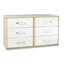 Casa Zara 6 Drawer Chest