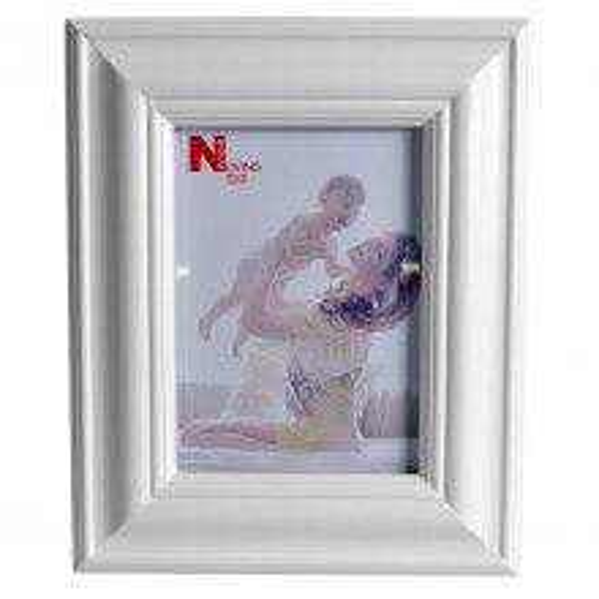Casa Eva White Frame 5x7''