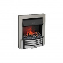 Dimplex Sacramento Optimyst Fire, Stainless Steel