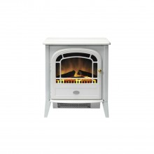 Dimplex Courchevel Stove, White