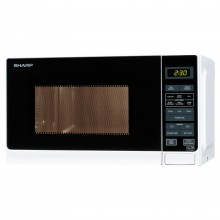 Sharp, R272wm Microwave, White