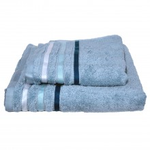 Sienna Blue Bath Towel
