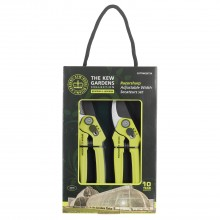 Kew Gardens Collection Bypass/anvil Secateurs Giftset