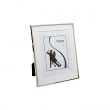 Mayfair Frame 2.5x3.5, Silver
