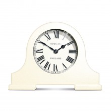 Newgate Wooden Case Desk Clock