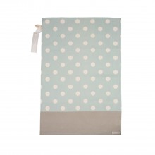 T And G Woodware Spot Tea Towel, Mint