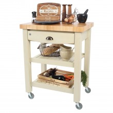 T And G Woodware Pembroke Trolley Built, Hevea