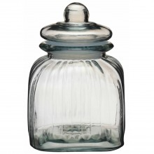 Home made Vintage Style Large Glass Storage Jar