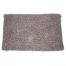 Casa Cotton Loop Bath Mat, Taupe