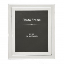 Double Layer Glass Frame 8x10""