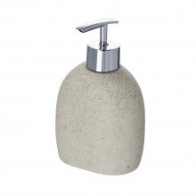 Wenko Puro Soap Dispenser, Stone