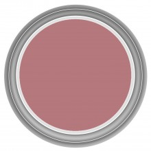 Dulux 2.5l Once Matt Emulsion, Raspberry Diva