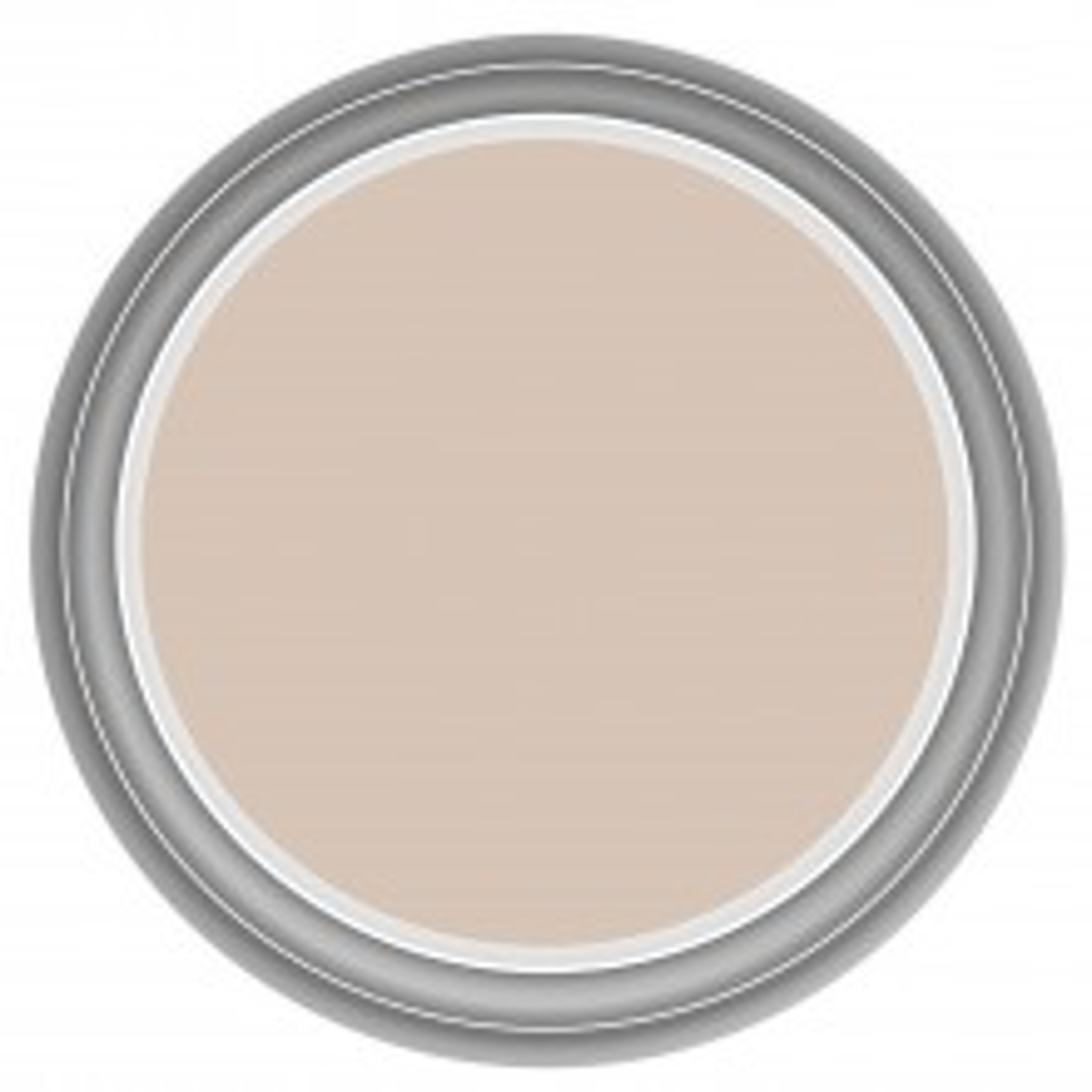 Dulux 2.5l Once Matt Emulsion, Soft Stone