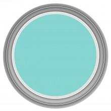 Dulux 2.5l Bathrooms+ Soft Sheen Emulsion, Marine Splash