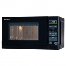 Sharp R272km Microwave, Black
