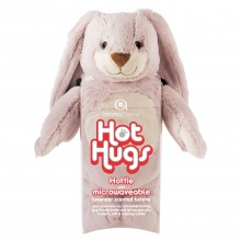 Aroma Home Hot Hugs Bunny, Brown