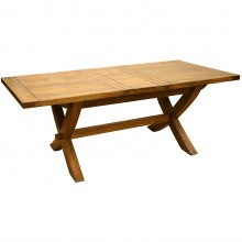 Casa Mango Creek X Leg Extending Table