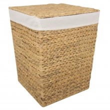 Casa Square Laundry Bin Medium, Natural