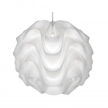 Akari Ceiling Shade, White