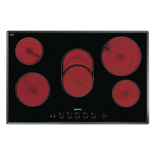 Smeg SE2773TC2 Ceramic Hob, Black