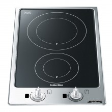Smeg Pgf32I-1 Induction Hob, Stainless Steel