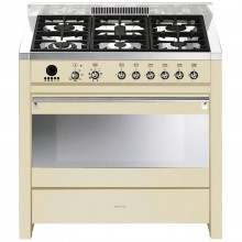 Smeg A1p-9 Cooker 90cm, Stainless Steel