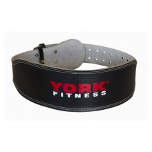 York Leather Belt - Large, Black