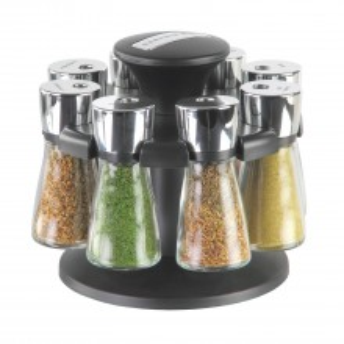 Cole & Mason Herb & Spice Carousel 8 Jar