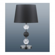 Sasha 3 Ball Lamp, Black