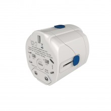 Travel Blue World Wide Adaptor