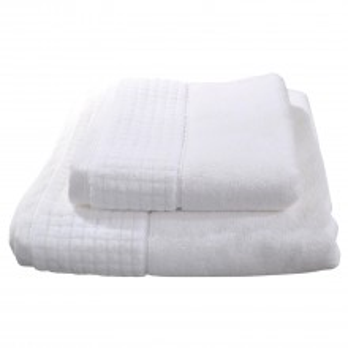 Casa Snowflake Hotel Hand Towel, White