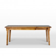 Wood Bros Chatsworth End Extending Dining Table